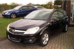 Opel Astra universāla foto attēls 14