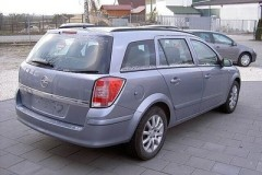 Opel Astra universāla foto attēls 19