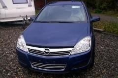 Opel Astra universāla foto attēls 10