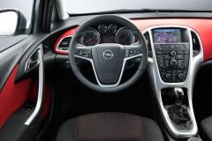 Opel Astra hečbeka foto attēls 3