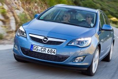Opel Astra Sports Tourer universāla foto attēls 9
