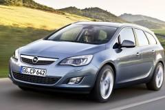 Opel Astra Sports Tourer universāla foto attēls 8
