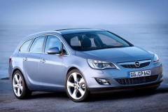 Opel Astra Sports Tourer universāla foto attēls 7