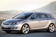 Opel Astra Sports Tourer universāla foto attēls 5