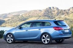 Opel Astra Sports Tourer universāla foto attēls 3