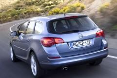 Opel Astra Sports Tourer universāla foto attēls 2