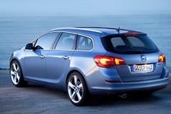 Opel Astra Sports Tourer universāla foto attēls 10