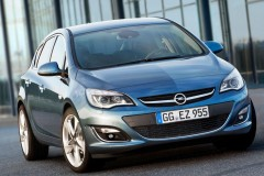 Opel Astra hatchback photo image 2