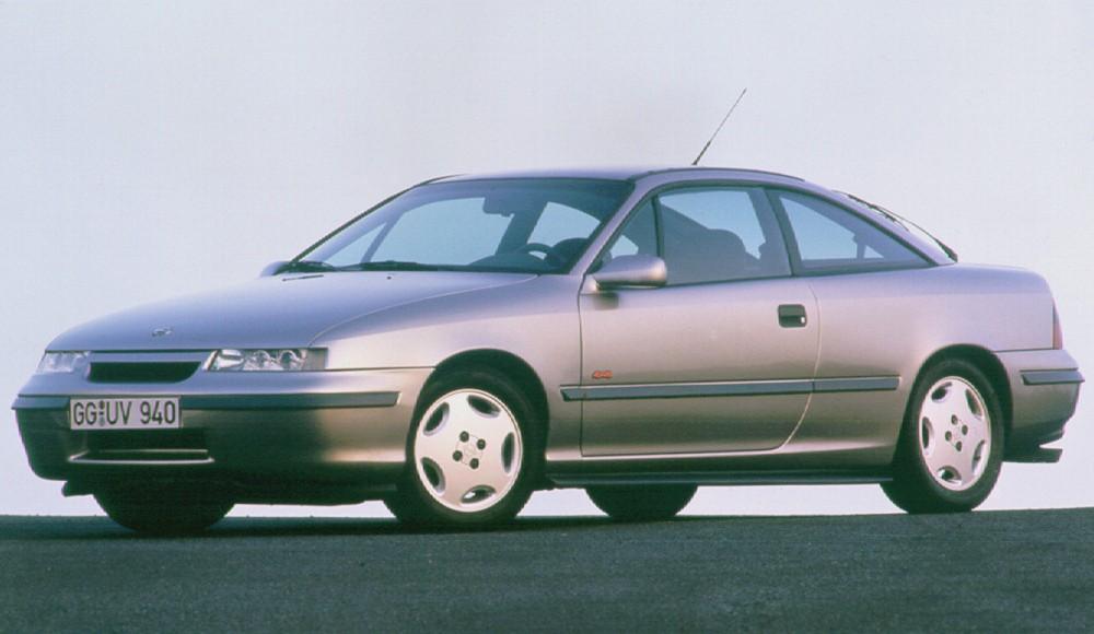 Opel Calibra 1990 foto