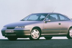 Opel Calibra coupe foto 2