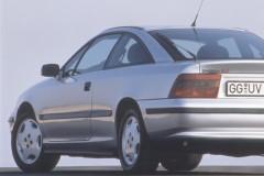 Opel Calibra kupejas foto attēls 1