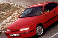 Opel Calibra coupe foto 6