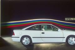 Opel Calibra kupejas foto attēls 5