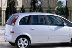Opel Meriva minivena foto attēls 1