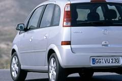 Opel Meriva minivena foto attēls 2