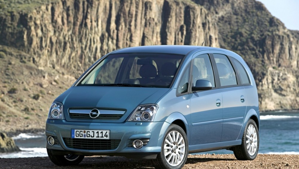 opel meriva minivan mpv 2005 2010 reviews technical data prices. Black Bedroom Furniture Sets. Home Design Ideas
