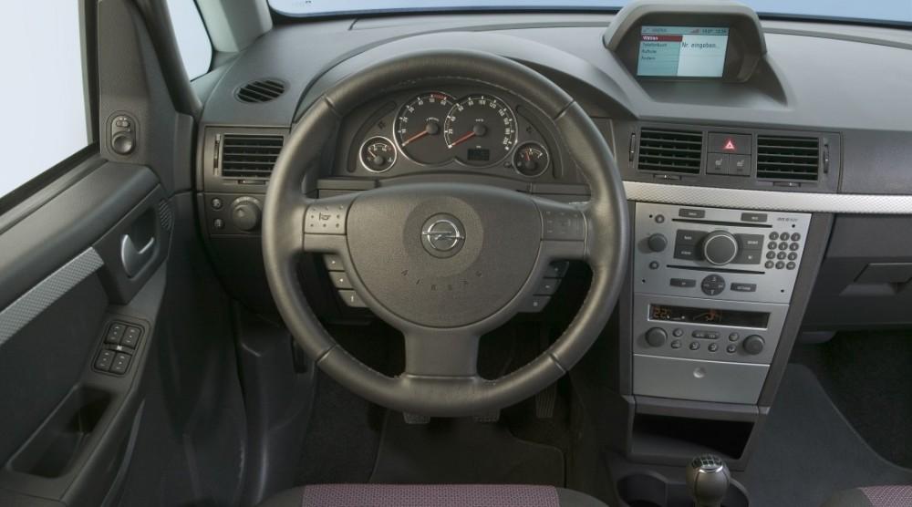 Opel meriva minivan mpv 2005 2010 reviews technical data prices opel meriva minivan photo image 3 publicscrutiny Gallery