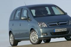 Opel Meriva minivena foto attēls 4
