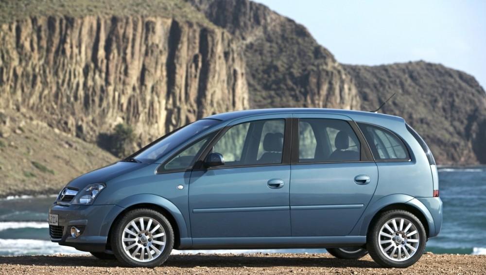 Opel meriva minivan mpv 2005 2010 reviews technical data prices opel meriva minivan photo image 5 publicscrutiny Gallery