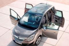Opel Meriva minivena foto attēls 18