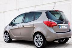 Opel Meriva minivena foto attēls 17