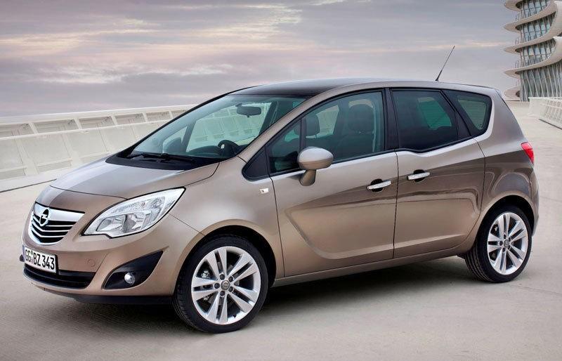Opel meriva minivan mpv 2010 2013 reviews technical data prices opel meriva 2010 photo image sciox Image collections