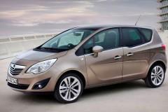 Opel Meriva minivena foto attēls 16