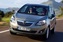 Opel Meriva minivena foto attēls 15