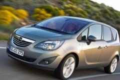 Opel Meriva minivena foto attēls 14