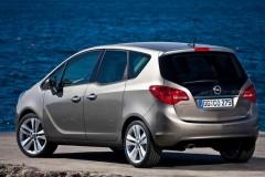 Opel Meriva minivena foto attēls 10
