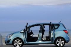 Opel Meriva minivena foto attēls 5