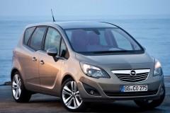 Opel Meriva minivena foto attēls 3