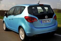 Opel Meriva minivena foto attēls 19