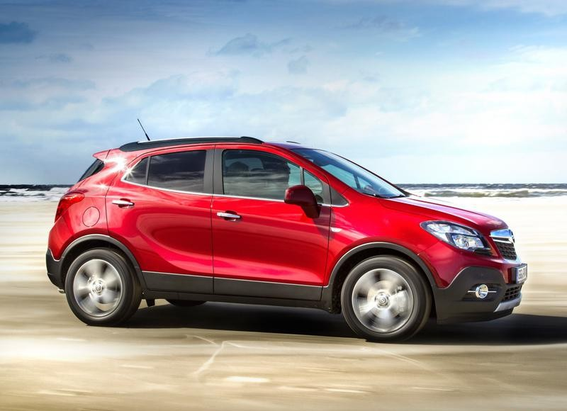 opel mokka reviews reviews technical data prices. Black Bedroom Furniture Sets. Home Design Ideas