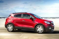 Opel Mokka foto attēls 17