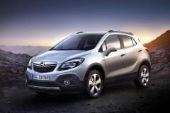 Opel Mokka foto attēls 1