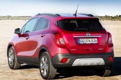 Opel Mokka foto attēls 18