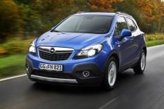 Opel Mokka foto attēls 16