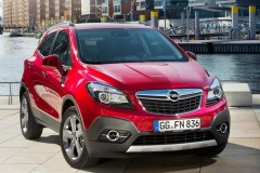 Opel Mokka foto attēls 14