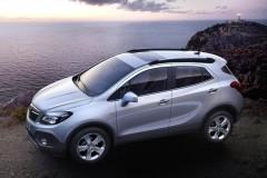 Opel Mokka foto attēls 12