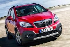 Opel Mokka foto attēls 11