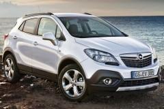 Opel Mokka foto attēls 9