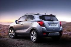 Opel Mokka foto attēls 8