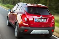 Opel Mokka foto attēls 7