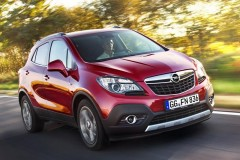 Opel Mokka foto attēls 6