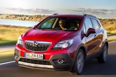 Opel Mokka foto attēls 5