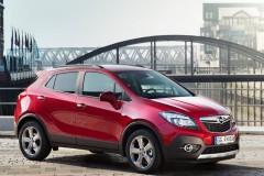 Opel Mokka foto attēls 19