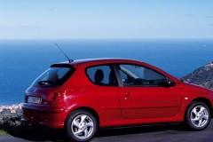 Peugeot 206 3 durvis hečbeka foto attēls 1