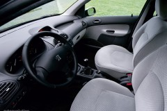 Peugeot 206 3 durvis hečbeka foto attēls 3
