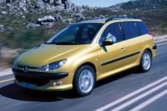 Peugeot 206 universāla foto attēls 1
